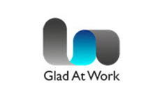 Logo Glad At Work