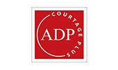 Logo ADP Courtage