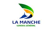 Logo Conseil Général de la MancheLogo Conseil Général de la Manche