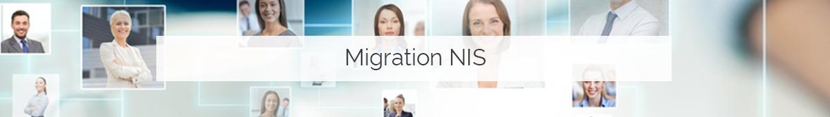 Migration NIS