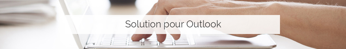 Solutions pour Outlook Cerberis