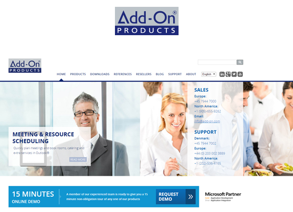 Site Add-On Products