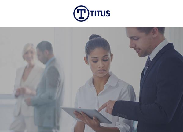 Mise à jour Titus Classification