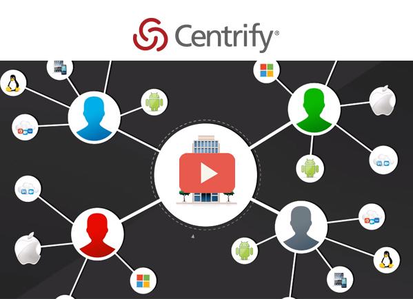 Vidéo Centrify Cerberis