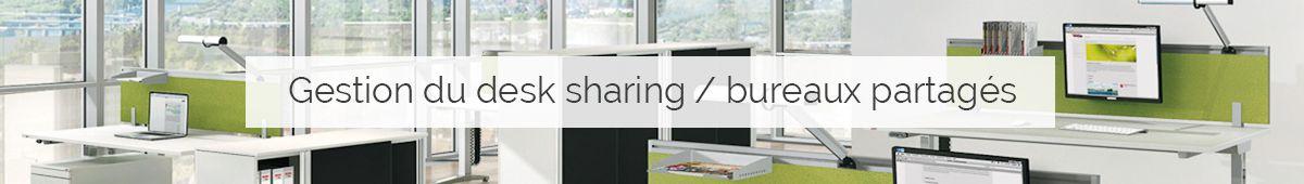 Desk sharing Cerberis
