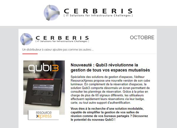 Découvrez la solution Qubi3